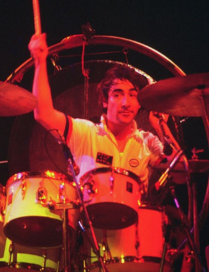 Keith Moon - Drummer / Percussionist