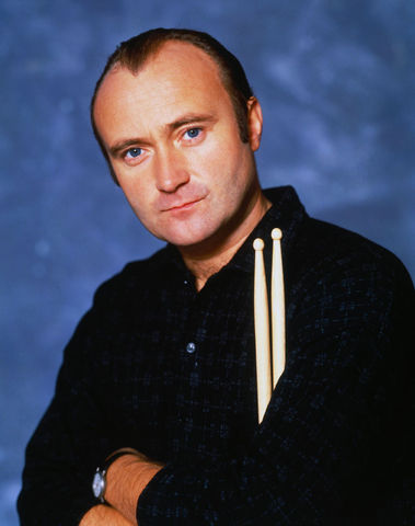 Phil Collins - Drummer / Percussionist