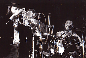 Steve Gadd & Chuck Mangione, Earthquake Relief Concert Dec. 1980