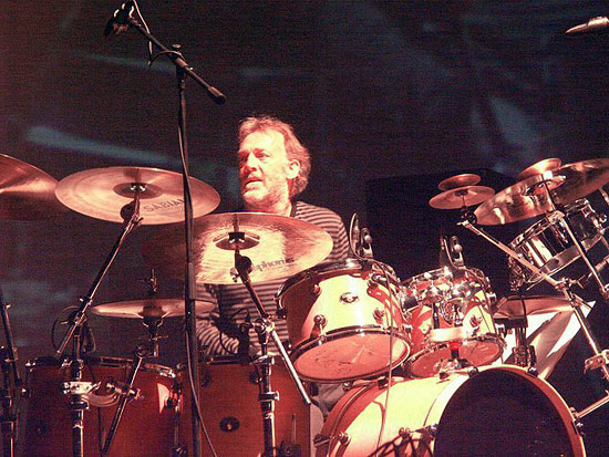 Barriemore Barlow - Drummer / Percussionist