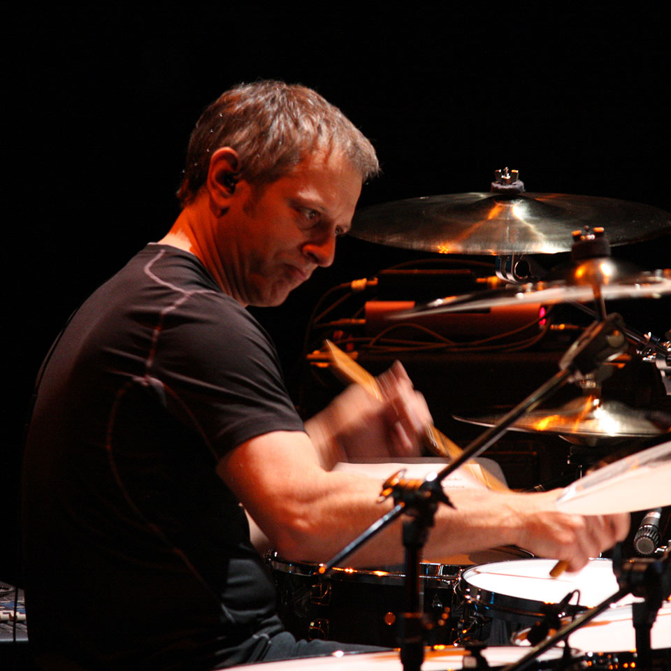 dave weckl instructional video