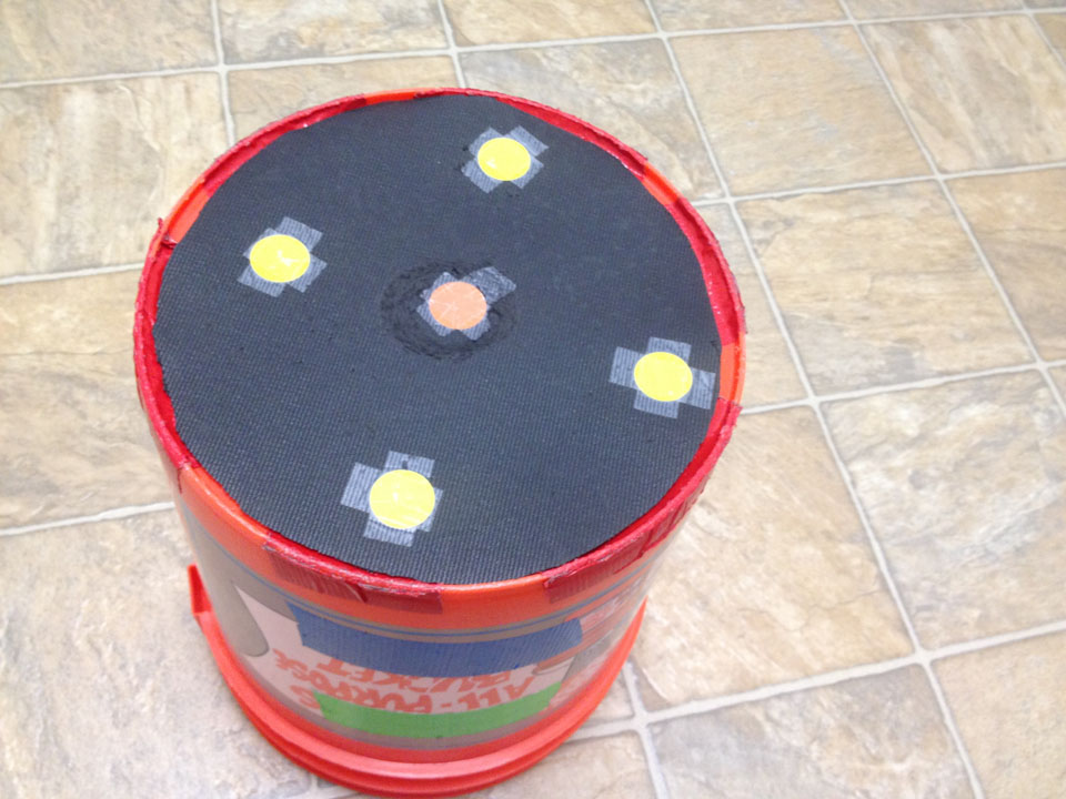 Diy Turn Your Bucket Into A Drum Kit