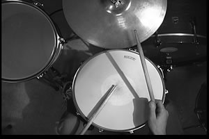 12 O'clock Hi-Hat Position