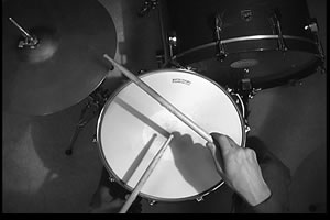 Ergonomic Hi-Hat Position
