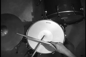 Standard Hi-Hat Position