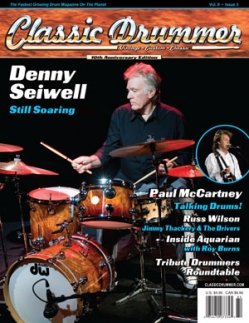 Classic Drummer - Volume 10, Issue 1