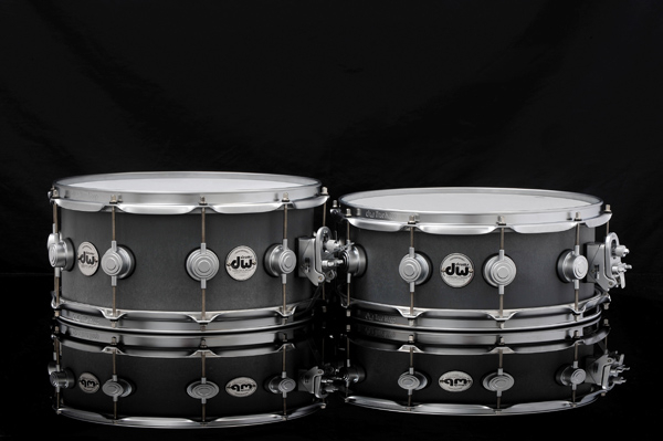 DW Collectors Concrete Snares