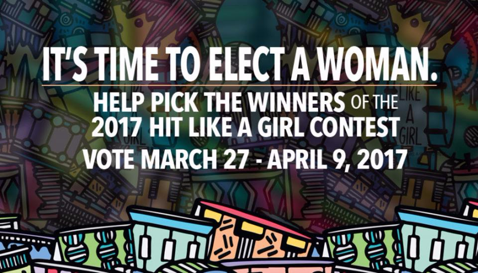 Hit Like A Girl - 2017 Finals