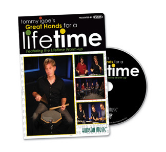 Tommy Igoe - Lifetime DVD