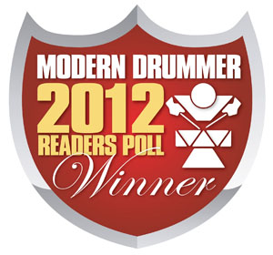 Modern Drummer 2012 Readers Poll