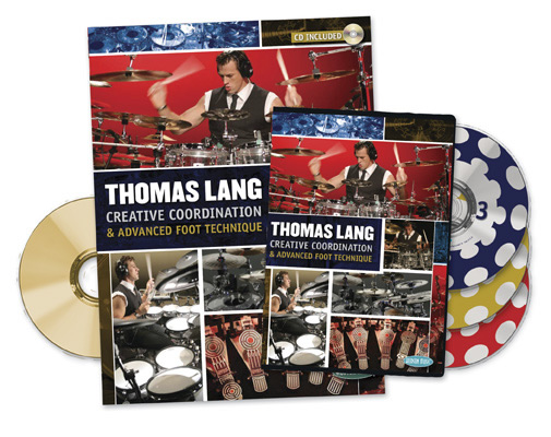 Thomas Lang DVD/CD/Book