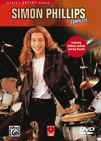 Simon Phillips - Complete DVD