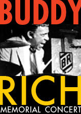 Buddy Rich Memorial Concert