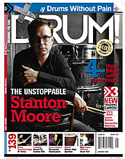 DRUM! Interactive Struts New Orleans with Stanton Moore