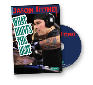 Jason Bittner - What Drives The Beat