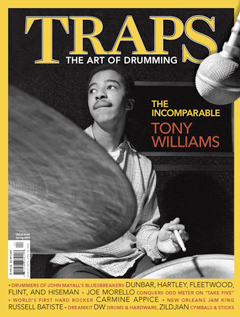 Traps Magazine - Tony Williams