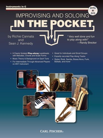 Improvising and Soloing In The Pocket