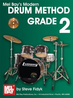 MelBay Modern Drum Method - Grade2