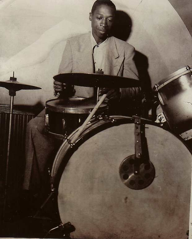 Herb Lovelle - Drummer / Percussionist