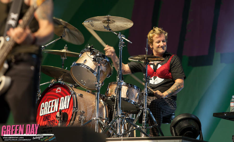 Tre Cool - Summersonic Tokyo (2012)