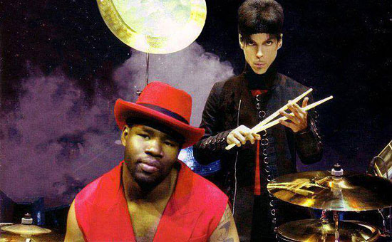 John Blackwell Jr and Prince
