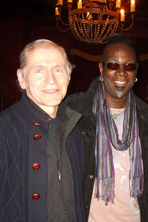 Fred Gretsch and Alvino Bennett