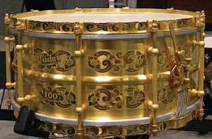 Ludwig 100 Anniversary Snare Drum