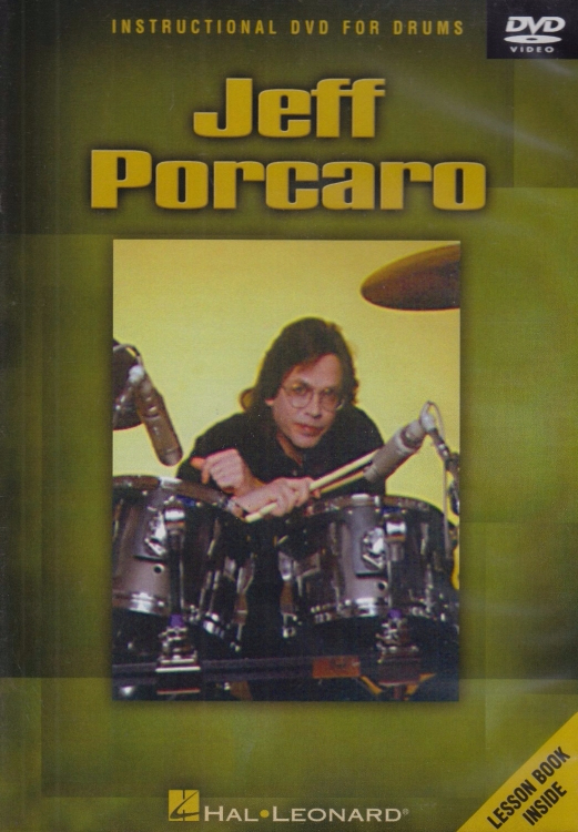 Jeff Porcaro - Instructional DVD