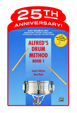 Alfred's Drum Method - Book 1