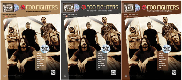 Foo Fighters Playalong