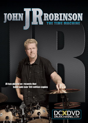 John 'JR' Robinson - The Time Machine