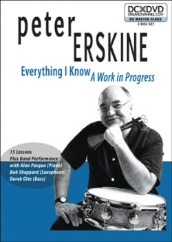 Peter Erskine - Everything I Know