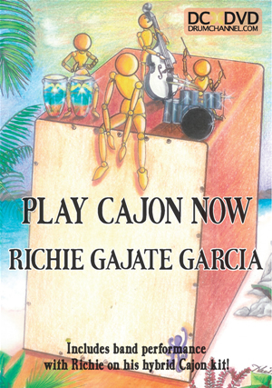 Play Cajon Now