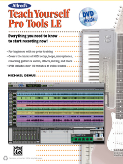 Teach Yourself Pro Tools LE