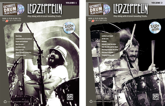 Ultimate Drum Play-Along: Led Zeppelin