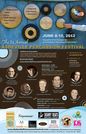 Asheville Percussion Festival