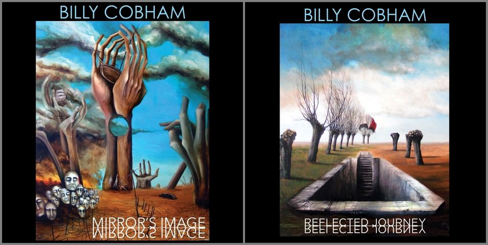 Billy Cobham - Mirror's Image and Reflected Journey