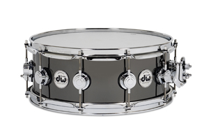 DW Collector's Thin Brass 5.5x14 Snare Drum