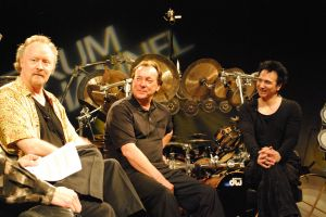 Drum Channel - Perry, Peart, Bozzio