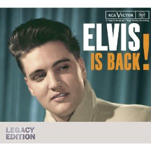 Elvis Is Back - Legacy Edition