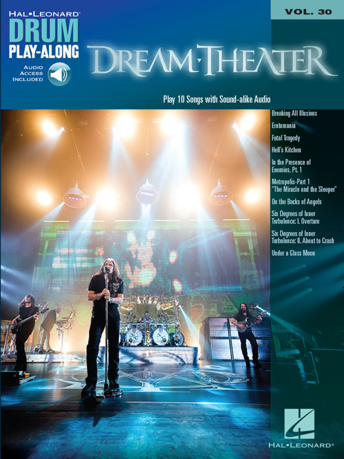 Dream Theater Drum Play-Along