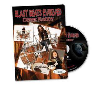 Derek Roddy - Blast Beats Evolved DVD