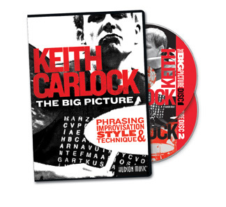 Keith Carlock - The Big Picture
