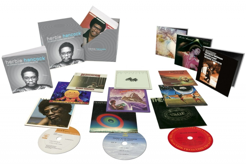 Herbie Hancock - The Complete Columbia Album Collection 1972-1988