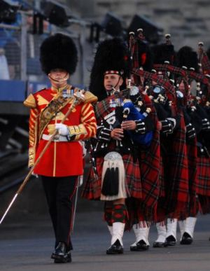 International Tattoo Pipes and Drums