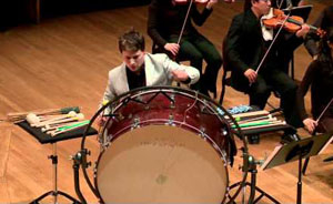 Joby Burgess - Concerto for Bass Drum and Orchestra