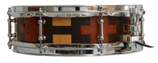 Life Guild Drums - Legacy Series 14x4 Wenge/Yellowheart/Bloodwood