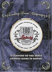 Ludwig Drum Company 100 Years DVD