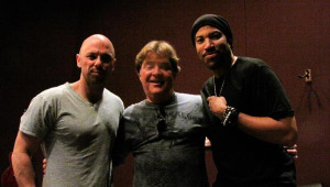 Kenny Chesney, Paul Leim, Lionel Richie