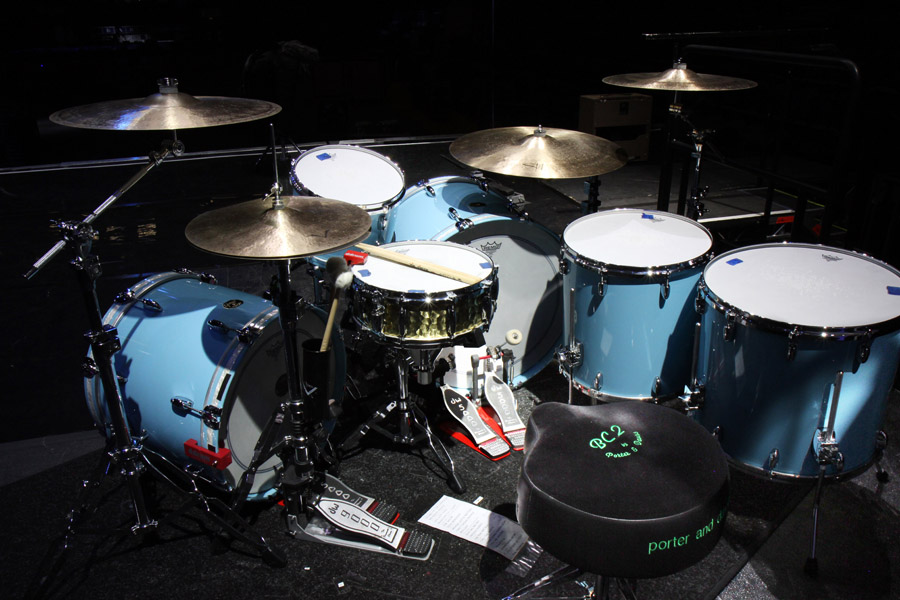 Karl Brazil kit with Porter & Davies BC2